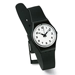1601105639 239 517a194e 918b 4732 8ada 344d122895b1.  CR314,371,1196,1196 PT0 SX300 V1    - Swatch Swiss Quartz Silicone Strap, Transparent
