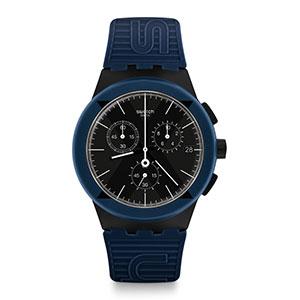 1601105639 374 d6baed09 c81a 4218 9b9b 1bbe6490defd.  CR0,0,300,300 PT0 SX300 V1    - Swatch Swiss Quartz Silicone Strap, Transparent