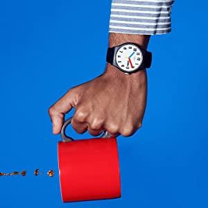 1601105639 47 7e889676 e4c9 4008 99d0 d0a18414a7be.  CR144,163,720,720 PT0 SX300 V1    - Swatch Swiss Quartz Silicone Strap, Transparent