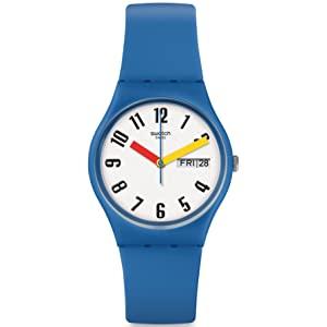 1601105639 770 3ebed7e0 b6eb 443b 8e4d b9cc8ea54c66.  CR0,103,1794,1794 PT0 SX300 V1    - Swatch Swiss Quartz Silicone Strap, Transparent