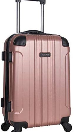 1601235774 41 tKUMzIYL. AC  252x445 - Kenneth Cole Reaction Out Of Bounds 20-Inch Carry-On Lightweight Durable Hardshell 4-Wheel Spinner Cabin Size Luggage