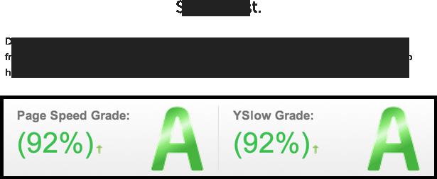 18 item page speed - Dante - Responsive Multi-Purpose WordPress Theme