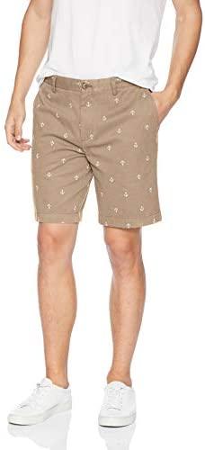 "31+3c1QYvhL. AC  - Amazon Essentials Men's Slim-Fit 9"" Short"
