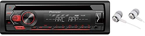 316qKIbQC3L. AC  - Pioneer Single Din In-Dash CD/CD-R/Rw, MP3/Wma/Wav Am/FM Front USB/Auxiliary Input MIXTRAX and Arc Support Car Stereo Receiver Detachable Face Plate