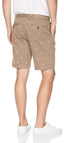 "31wh4YjvpPL. AC  - Amazon Essentials Men's Slim-Fit 9"" Short"