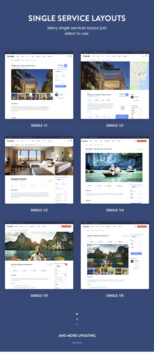 3 rich features 5 - Travel Booking WordPress Theme