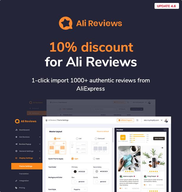 4 6 1 - Fastor - Multipurpose Shopify Sections Theme