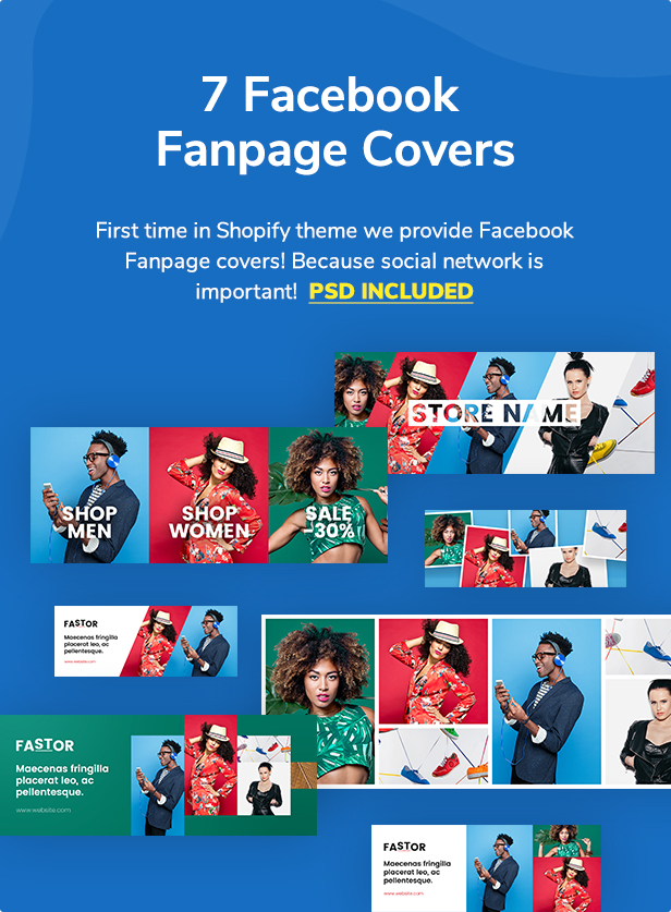 4.1 2 - Fastor - Multipurpose Shopify Sections Theme