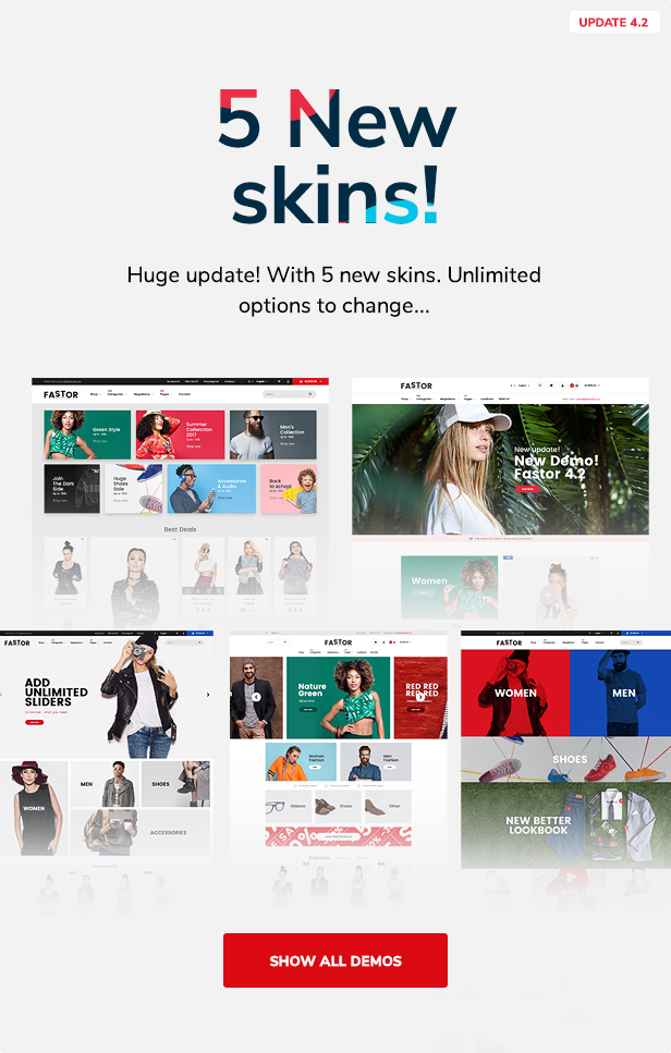 4.2 1 - Fastor - Multipurpose Shopify Sections Theme