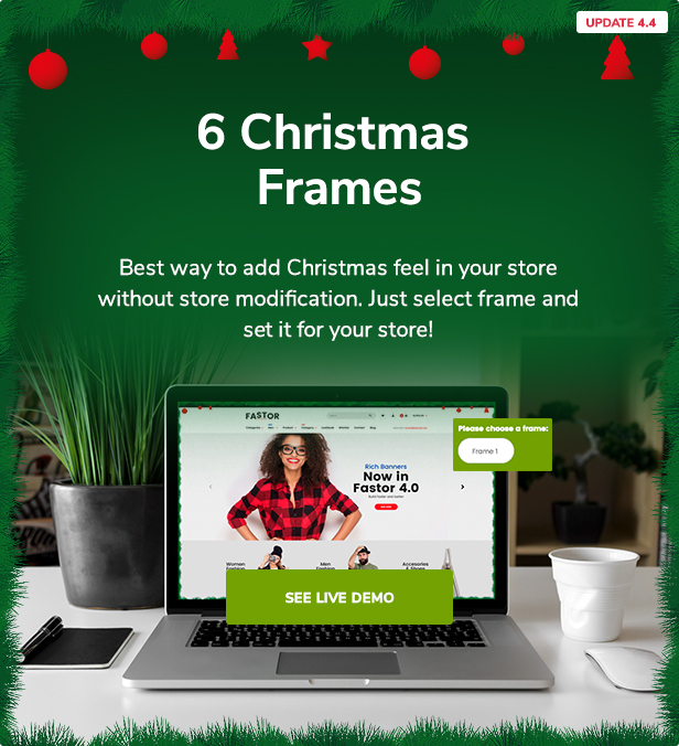 4.4 1 - Fastor - Multipurpose Shopify Sections Theme
