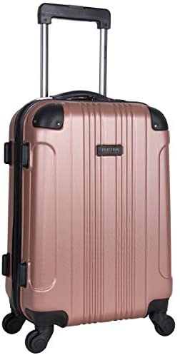 41 tKUMzIYL. AC  - Kenneth Cole Reaction Out Of Bounds 20-Inch Carry-On Lightweight Durable Hardshell 4-Wheel Spinner Cabin Size Luggage