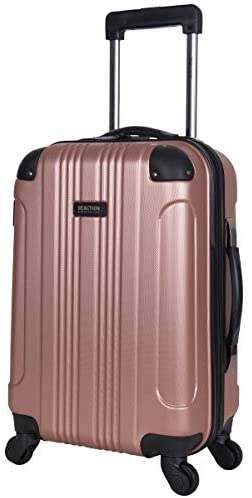 418fR4Bd6mL. AC  - Kenneth Cole Reaction Out Of Bounds 20-Inch Carry-On Lightweight Durable Hardshell 4-Wheel Spinner Cabin Size Luggage