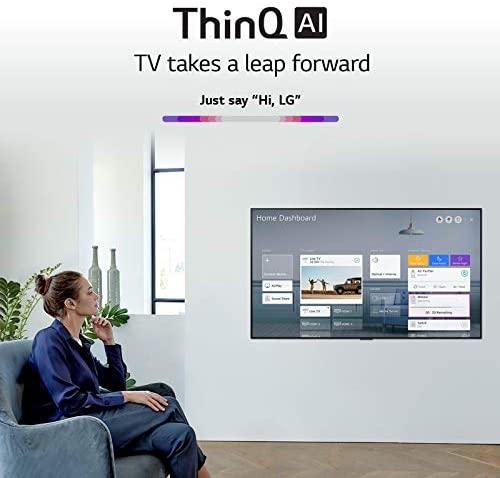 "41xwFNYiEAL. AC  - LG OLED55GXPUA Alexa Built-In GX 55"" Gallery Design 4K Smart OLED TV (2020)"