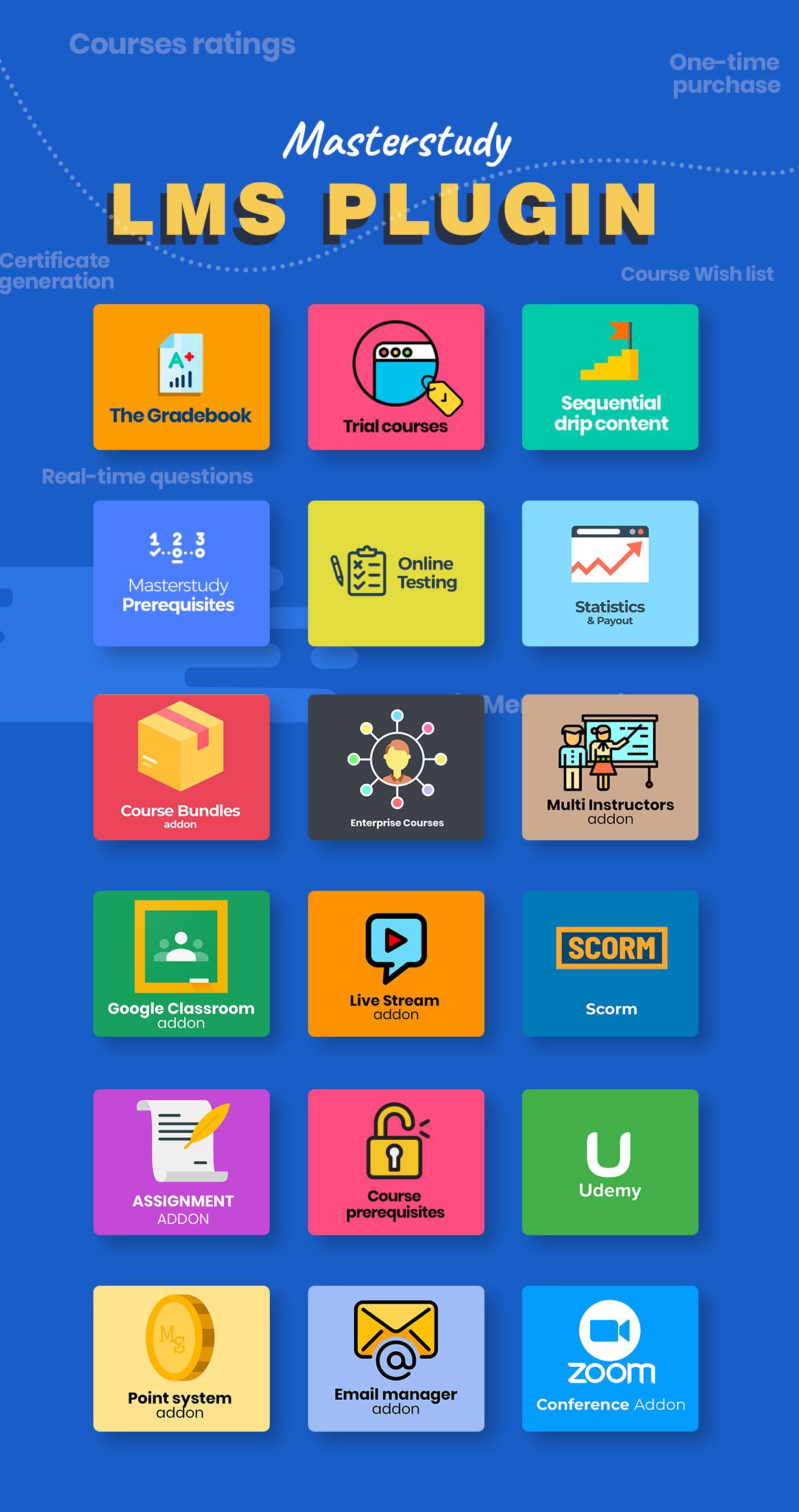 4plugins - Education WordPress Theme - Masterstudy