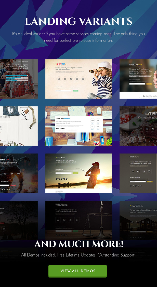 5 - Royal - Multi-Purpose WordPress Theme