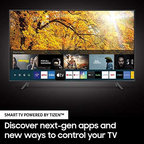 51 ZRYGxYsL. AC  - SAMSUNG 75-inch Class Crystal UHD TU-8000 Series - 4K UHD HDR Smart TV with Alexa Built-in (UN75TU8000FXZA, 2020 Model)
