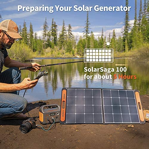 512IFSXnsoL. AC  - Jackery Portable Power Station Explorer 240, 240Wh Backup Lithium Battery, 110V/200W Pure Sine Wave AC Outlet, Solar Generator (Solar Panel Not Included) for Outdoors Camping Travel Hunting Emergency