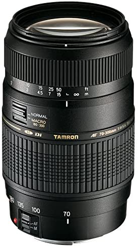 513ixQsNveL. AC  - Tamron Auto Focus 70-300mm f/4.0-5.6 Di LD Macro Zoom Lens for Canon Digital SLR Cameras (Model A17E)