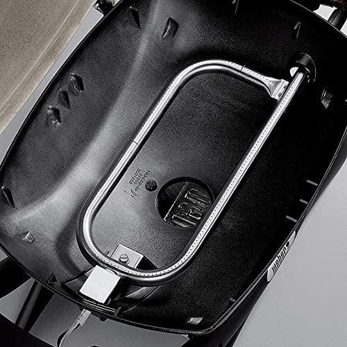51B5KHT6V5L. AC  - Weber 50060001 Q1000 Liquid Propane Grill,Chrome