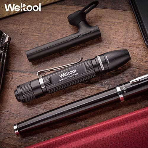 51D46y1QajL - Weltool M6-Dr Diagnostic Medical Penlight No-Glare for Doctor Nurse Inspection Torch Medical Care Emergency Pocket Pen Light with Clip