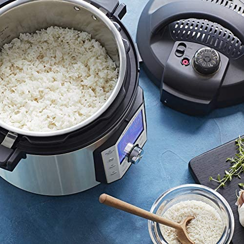 51JWHFi1aYL. AC  - Instant Pot Duo Evo Plus Pressure Cooker 9 in 1,  6 Qt, 48 One Touch Programs