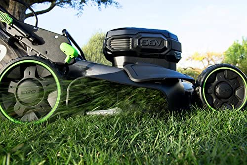 51Z8nsDcIUL. AC  - EGO Power+ LM2020SP 20-Inch 56-Volt Lithium-ion Brushless Walk Behind Steel Deck Self-Propelled Lawn Mower - Battery and Charger Not Included