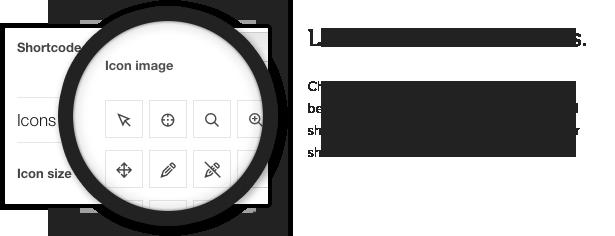 6 item page shortcodes - Dante - Responsive Multi-Purpose WordPress Theme