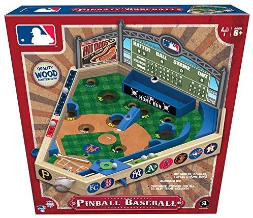 61XVU5ua+ L. AC  - Merchant Ambassador (Holdings) MLB Wooden Pinball Baseball Game