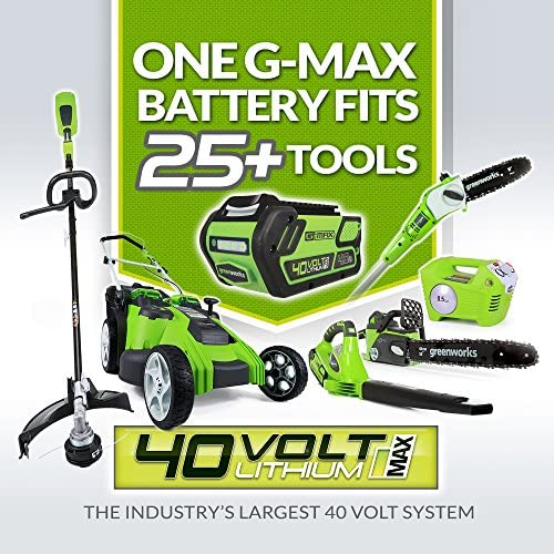 61wg8VDikCL. AC  - Greenworks 40V 20-Inch Cordless Twin Force Lawn Mower, 4Ah & 2Ah Batteries with Charger Included