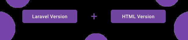 Laravel+html+banner - Gull - Laravel 7 & Bootstrap 4 HTML Admin Dashboard Template