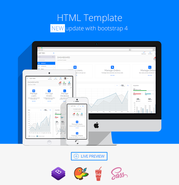 banner image - Clip-Two - Bootstrap Admin Template with AngularJS