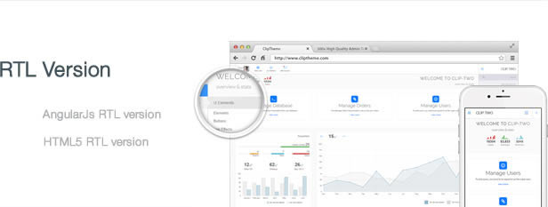 banner rtl - Clip-Two - Bootstrap Admin Template with AngularJS