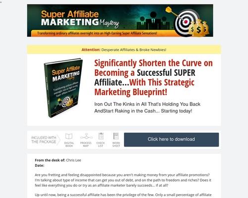 chrislee x400 thumb - Super Affiliate Marketing Mastery