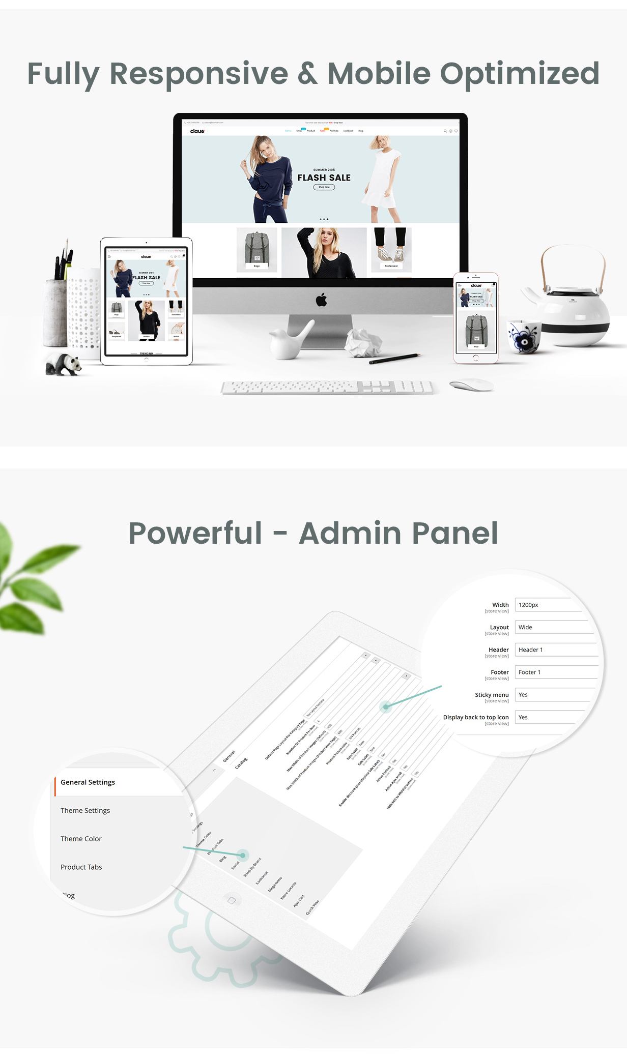 claue featured 03 edited - Claue - Clean, Minimal Magento 2 and 1 Theme