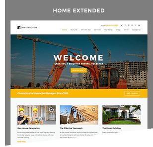 construction demo2 - Construction WordPress Theme