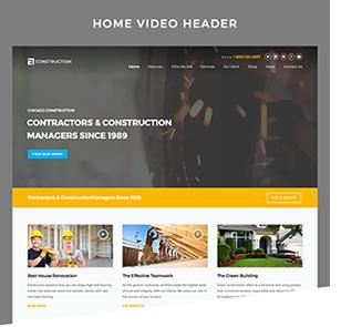 construction demo3 - Construction WordPress Theme