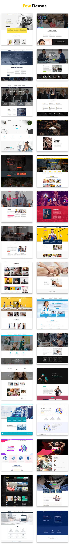 demos2 - Avas | Multi-Purpose WordPress Theme