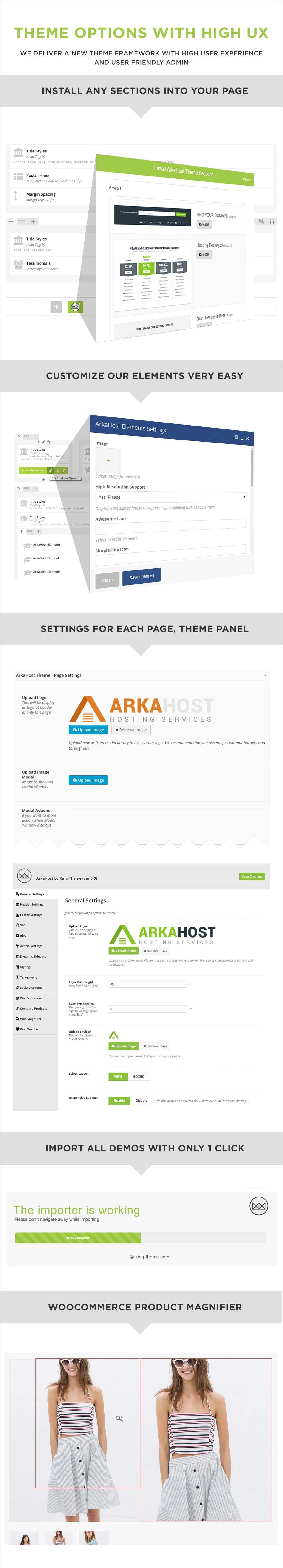 des5 - ArkaHost - WHMCS WordPress Theme