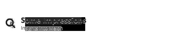 heading impressions - Melon – Flat & Responsive Admin Template