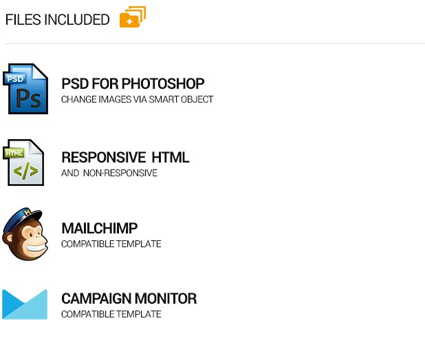 include file - Multimail | Responsive Email Template Set + Builder Online