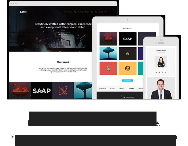 item page main - Dante - Responsive Multi-Purpose WordPress Theme