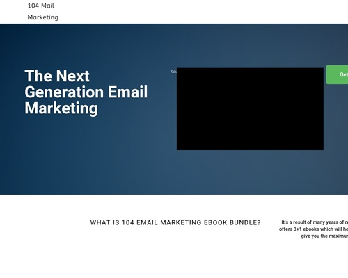 lovebook40 x400 thumb - 104 Mail Marketing – The Next Generation Email Marketing