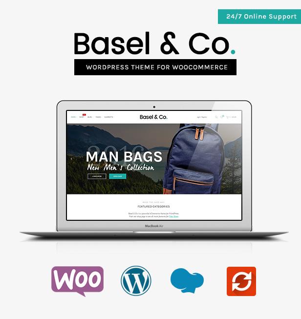 main1 - Basel - Responsive eCommerce Theme