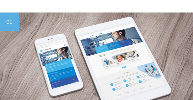 medicenter promo 01 01 - MediCenter - Health Medical Clinic WordPress Theme