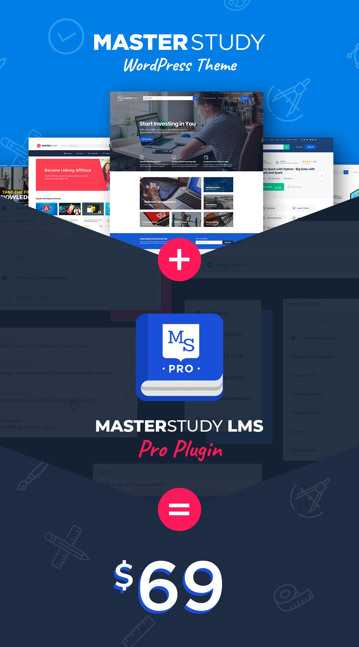 ms lms - Education WordPress Theme - Masterstudy