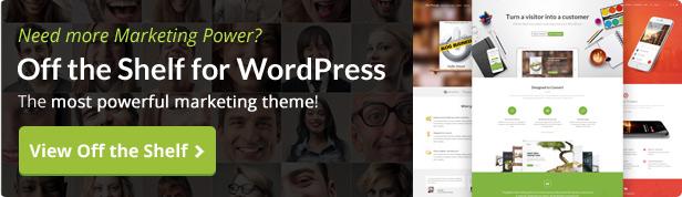 ots add banner - JustLanded - WordPress Landing Page
