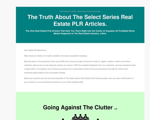 pete968 x400 thumb - The Select Series Real Estate PLR Articles | The Select Series Real Estate Private Label Articles