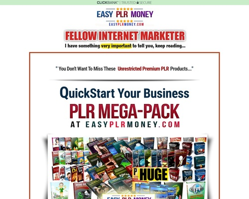 pexpert x400 thumb - PLR Mega-Pack - Easy PLR Money
