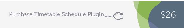 plugin timetable 01 - MediCenter - Health Medical Clinic WordPress Theme