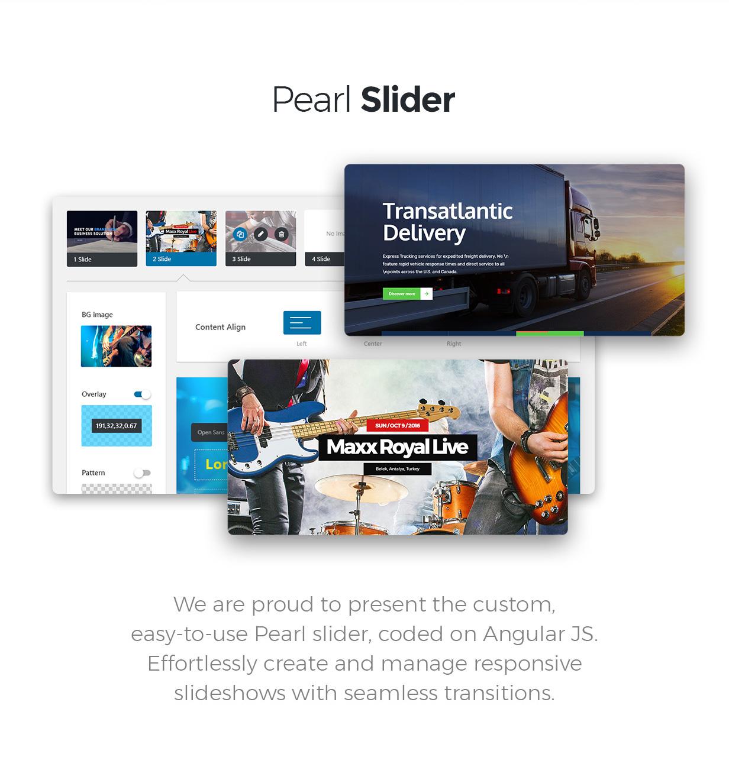 slider - Pearl - Corporate Business WordPress Theme